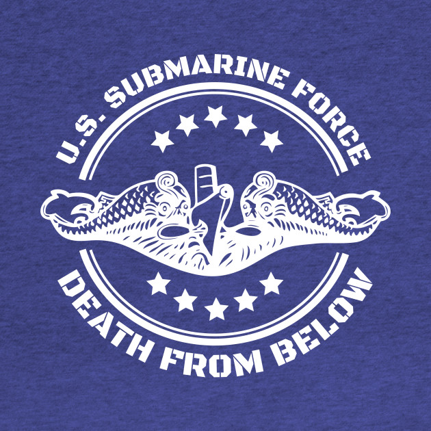 US Submarine Force Death From Below