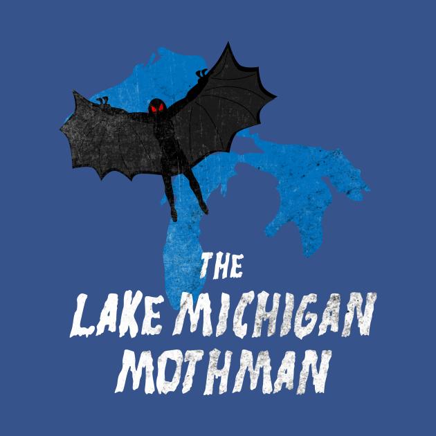 The Lake Michigan Mothman