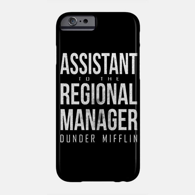 The Office Dunder Mifflin - Assistant to the Regional Manager iPhone 11 case