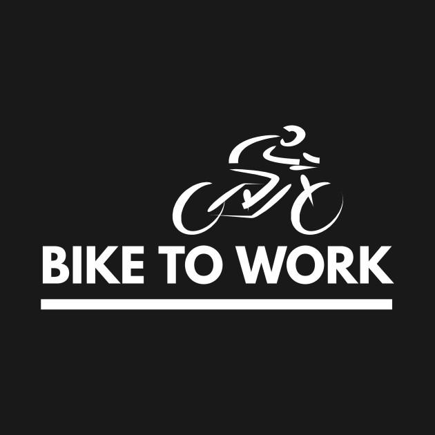 BIKE TO WORK National Bike Month 2018