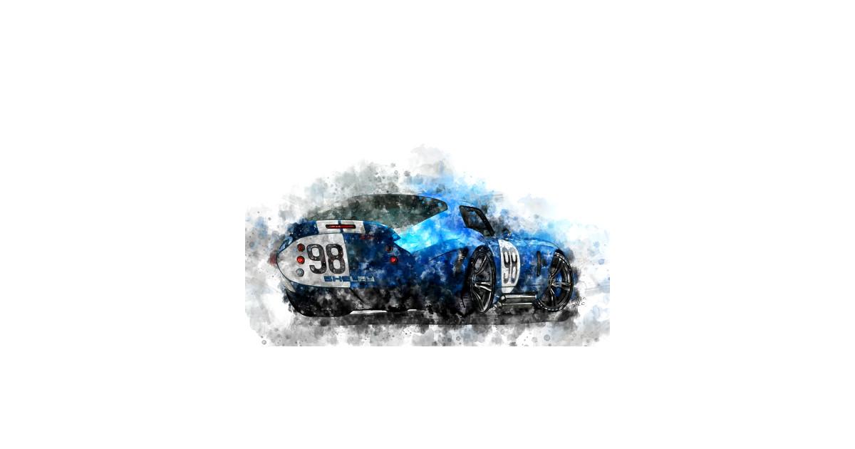 Shelby Daytona Coupe >> Shelby Daytona Coupe No 98 By Theodordecker