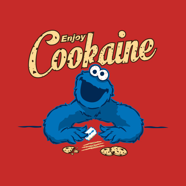Enjoy Cookaine T-Shirt