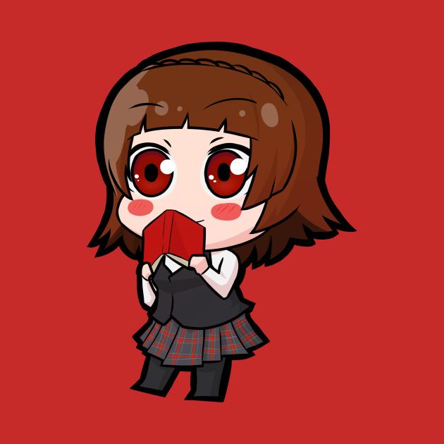 Chibi Makoto Niijima - Persona 5