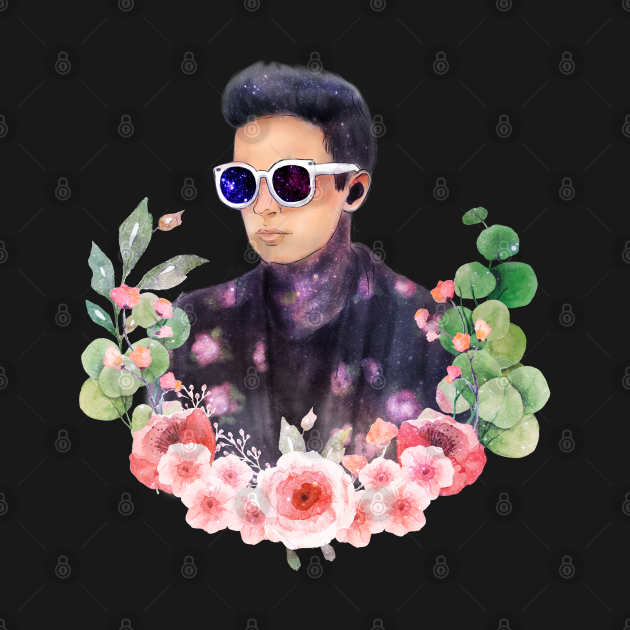 Fanart Tyjo with Flowers