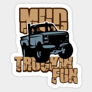 I like it deep thats what she said mud truck sticker vinyl funny car decal