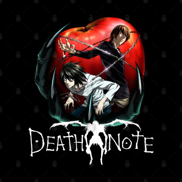 Death Note - Apple Design