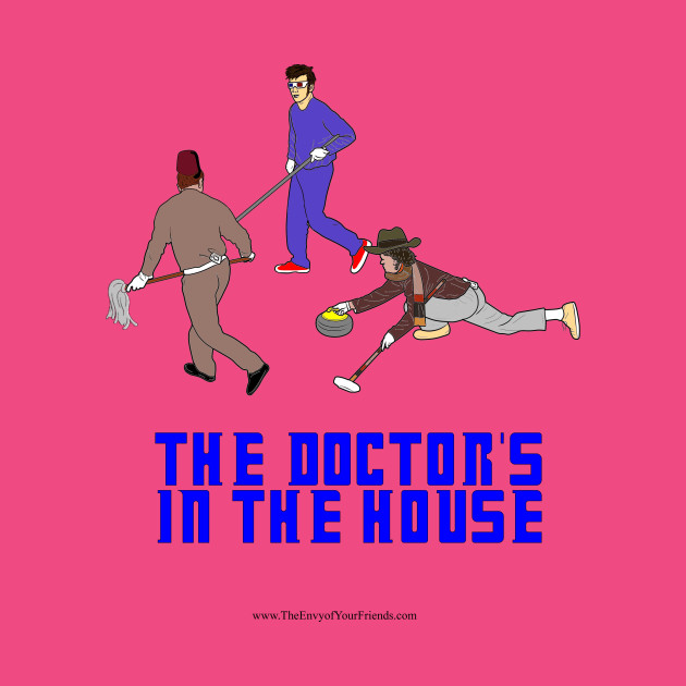The Doctor's In the House