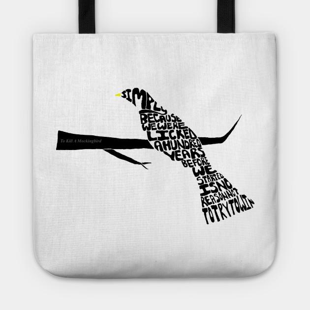 To Kill A Mockingbird-Atticus Finch Quote