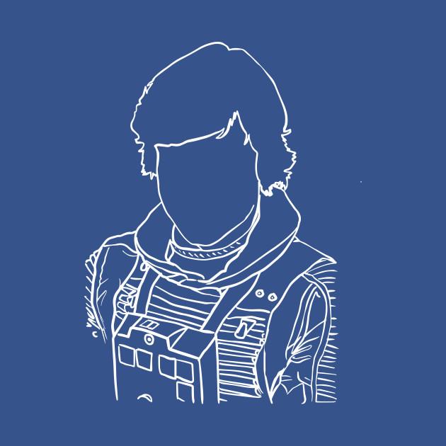 Rebel Pilot Luke Outline