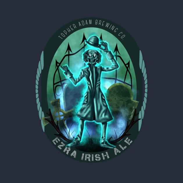 Ezra Irish Ale by Topher Adam 2017