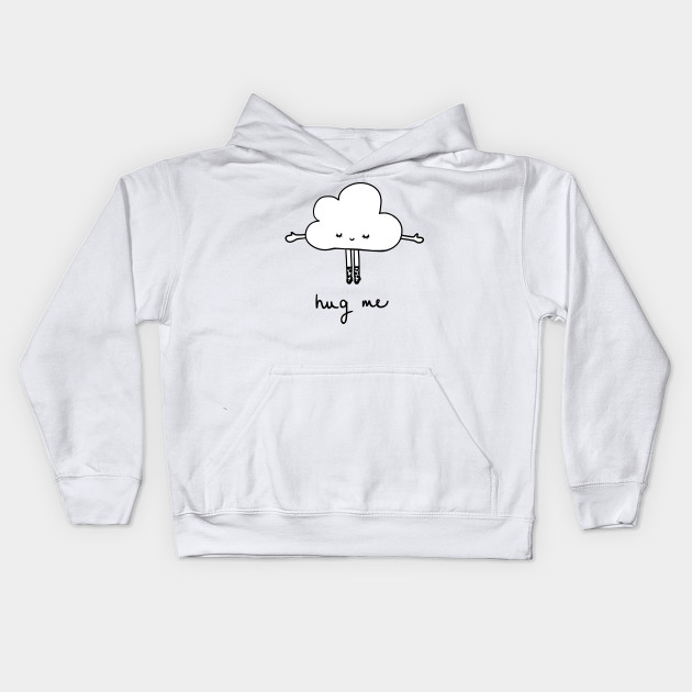 Cute Cloud Hug Me T Shirt By Bigmomentsdesign Design By Humans