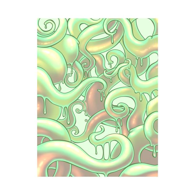 Ooegooey - Green