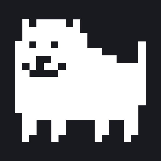 Undertale Annoying Dog