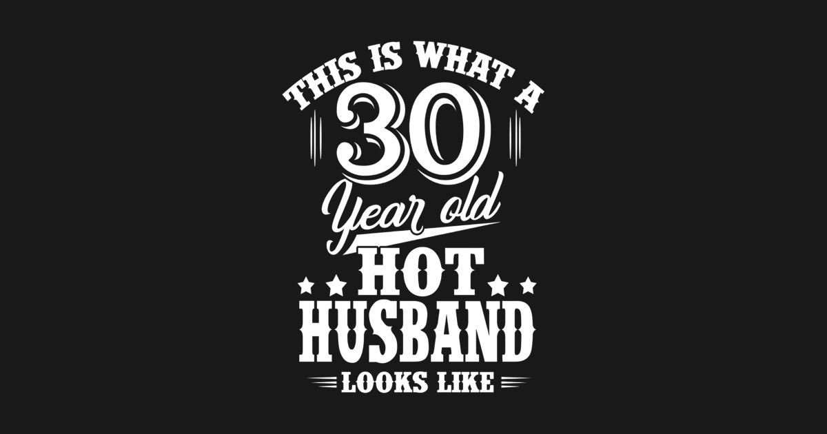 30 Year Old Birthday Gifts Meaning T Shirt For HusbandMen Laptop Case