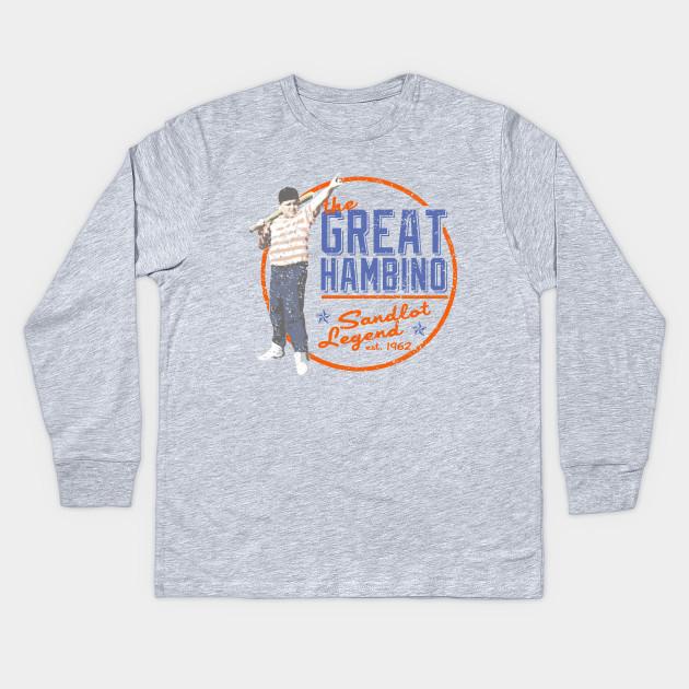 1091bfcd7 Sandlot Legend - The Sandlot - Kids Long Sleeve T-Shirt | TeePublic