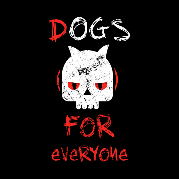 Dogs for everyone