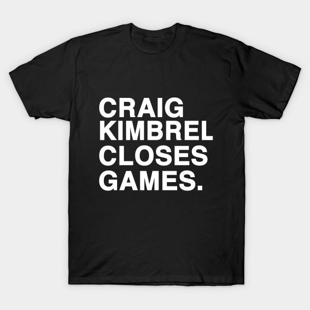 on sale 930e5 63cee Craig Kimbrel Closes Games