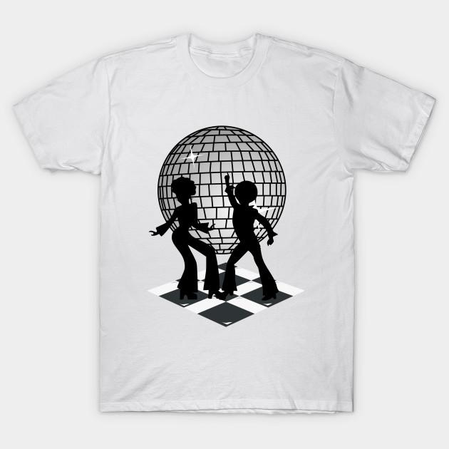 27749a797 Retro Music DJ! Feel The Oldies! DANCE! - Parody - T-Shirt | TeePublic