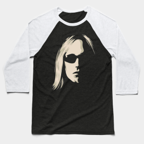 159313dac Tom Petty Baseball T-Shirts   TeePublic