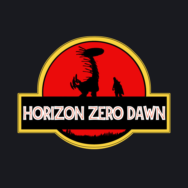 Horizon Zero Dawn - Jurassic Park
