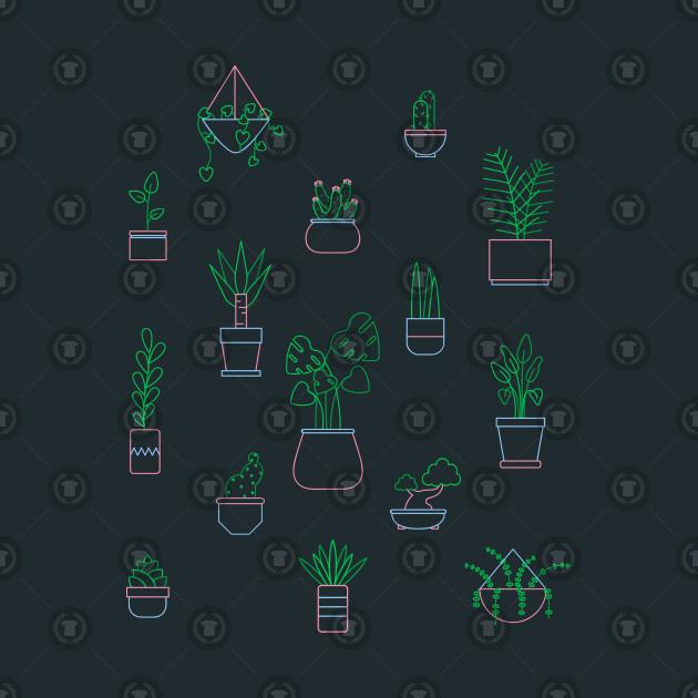Neon Plants