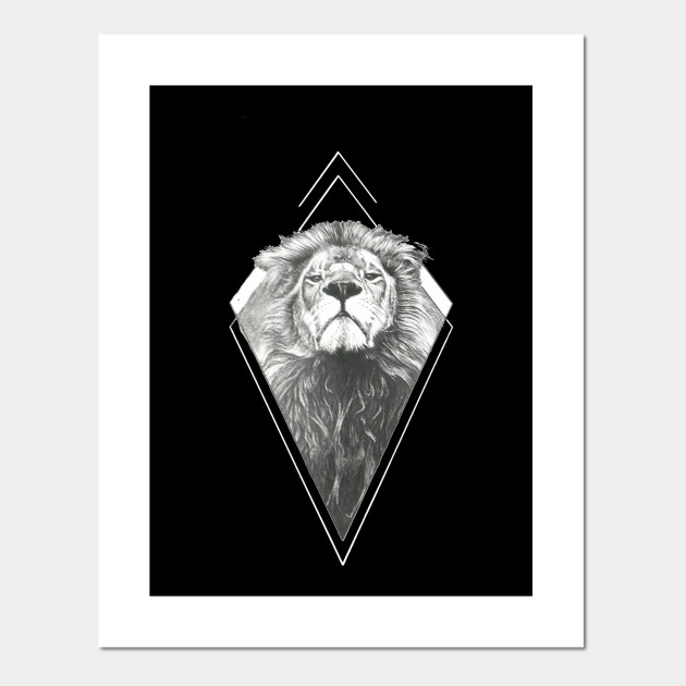 Tattoo Design Lion Drawing