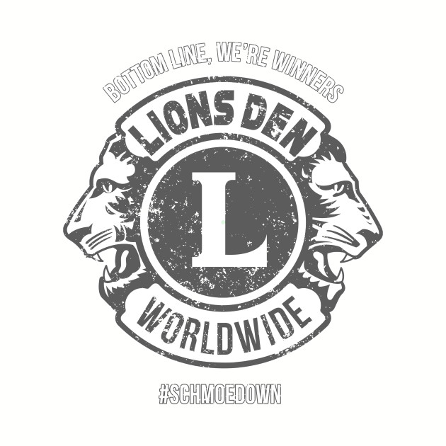 LIONS DEN: BOTTOM LINE, WE'RE WINNERS