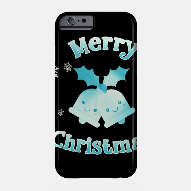 Christmas bells bells Christmas Phone Case