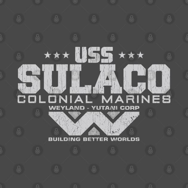 USS SULACO - Weyland Corp