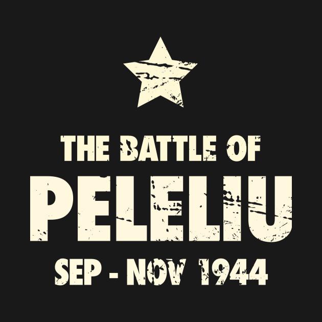 Battle Of Peleliu - World War 2 / WWII