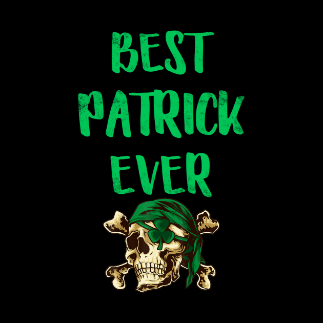 Best Patrick Ever Pirates Patrick Day