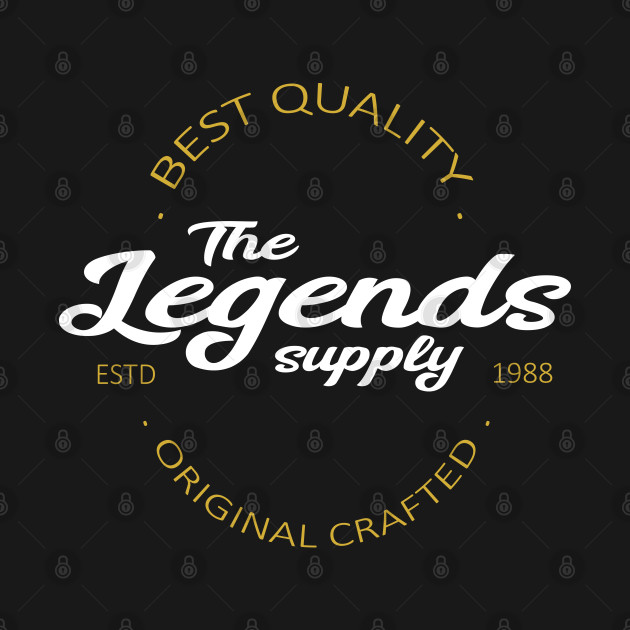 Luxury The Legends Supply