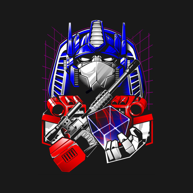 Optimus Tut T-Shirt