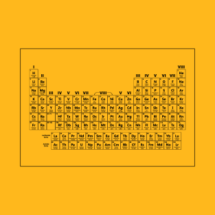 Periodic table t shirts teepublic urtaz Gallery