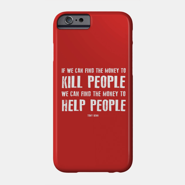 Money To Help People Phone Case