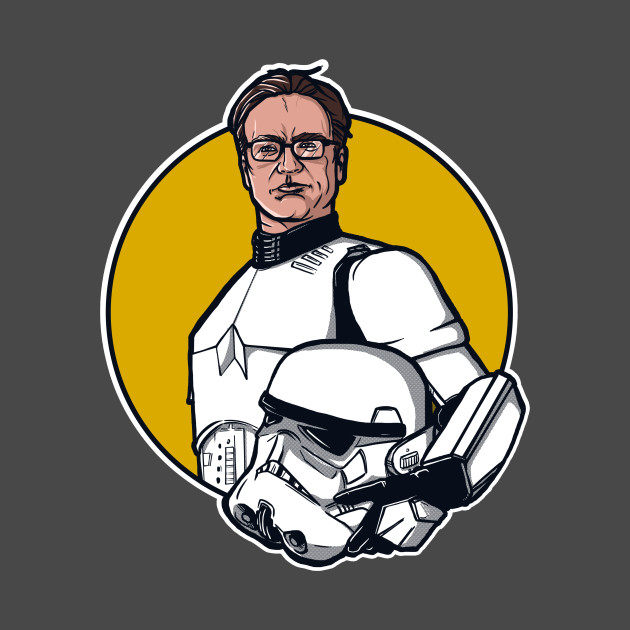 Geek Trooper T-Shirt