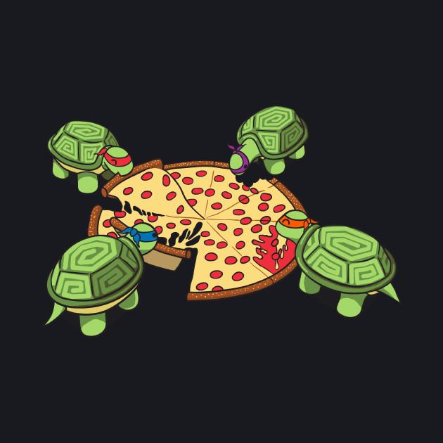 Hungry Hungry Turtles (ninja version)