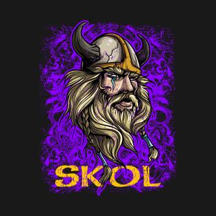 61d83432973 Skol Shirt Nordic Scandinavian Viking T-Shirt