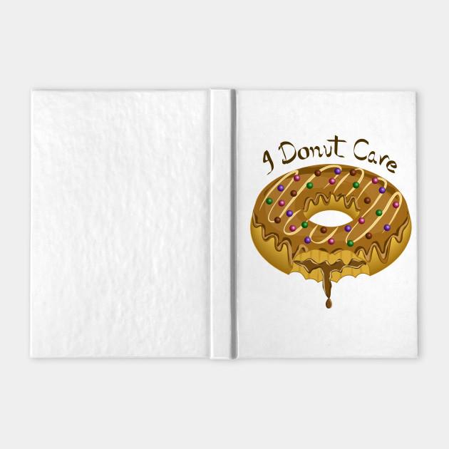I Donut Care - Donuts