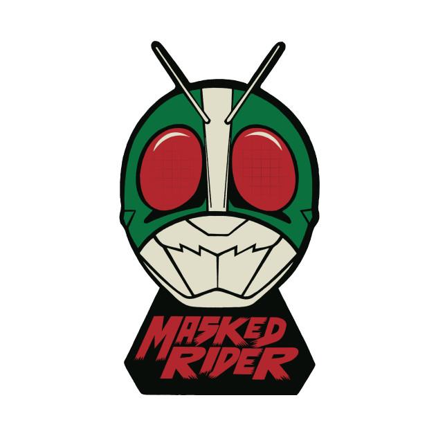 Masked Rider - Masked Rider - Tote