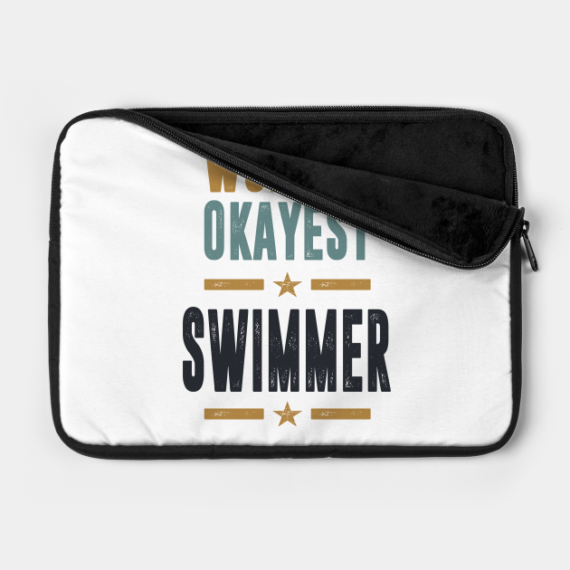 If you like Swimmer,This shirt is for you!