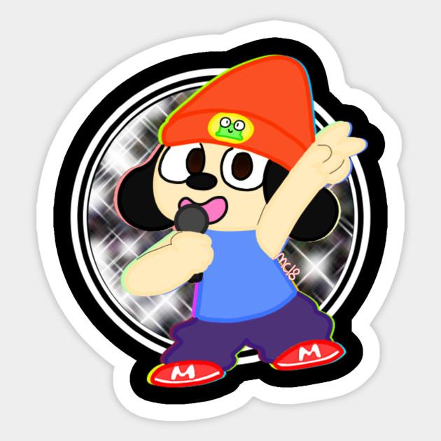 57a95186e76 I Gotta Believe! - Parappa The Rapper - Sticker