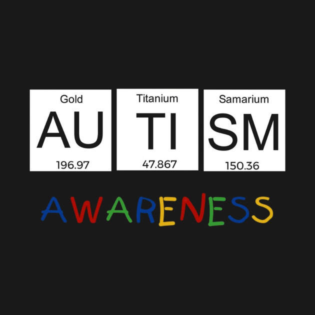 2574660 0 - Periodic Table Autistic