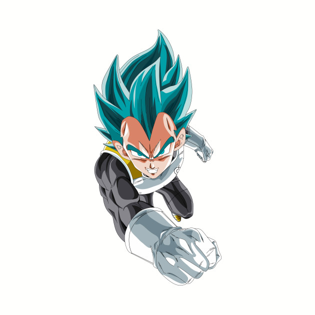 Dragonball Z Super Vegeta