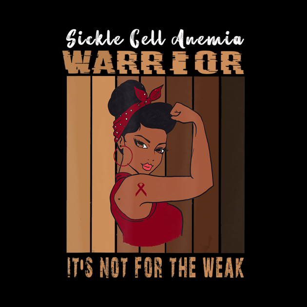 Sickle-Cell Disease T-Shirt - Sickle Cell Awareness Gift