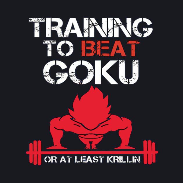 Train To Beat GOKU