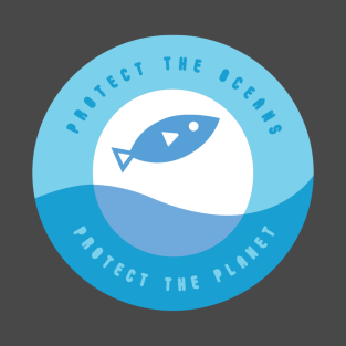 Protect the Oceans t-shirts