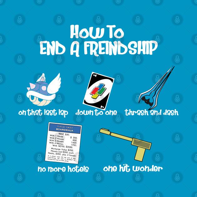 Ending Friendships
