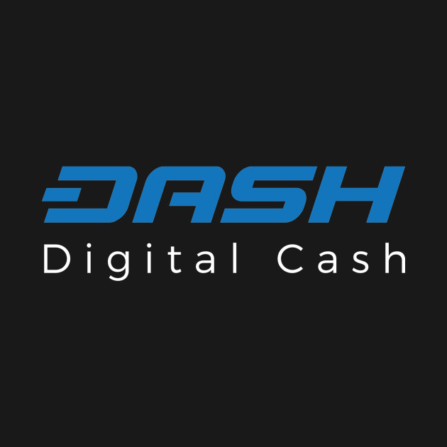 Dash Is Digital Cash T-Shirt