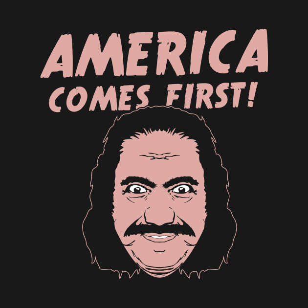 America Comes First T-Shirt